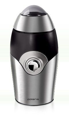 Кофемолка POLARIS PCG0515A,  серебристый