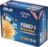 Материнская плата ASUS P8H67-I LGA 1155, mini-ITX, Ret вид 6