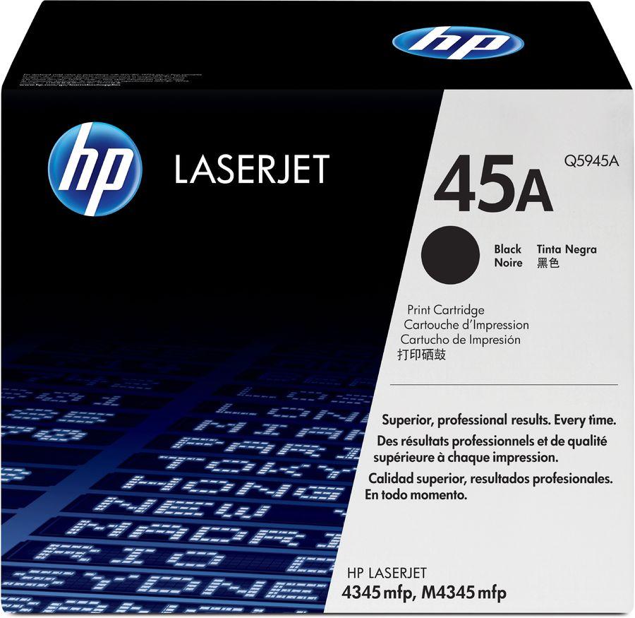 Картридж HP Q5945A черный