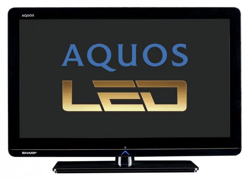LED телевизор SHARP LC22LE320RUBK  22
