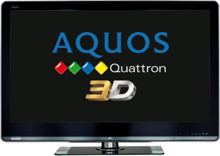 LED телевизор SHARP Aquos LC46LE925  46