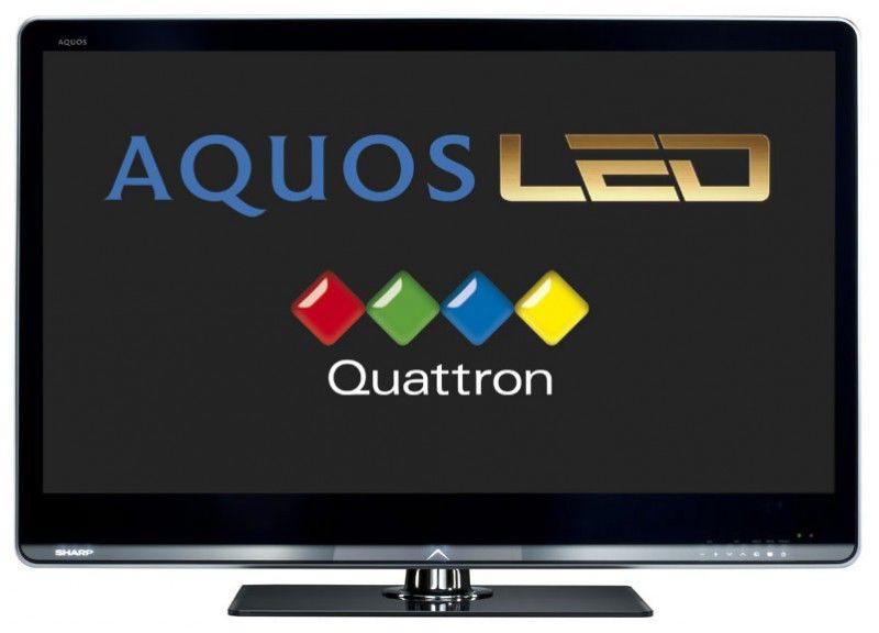 LED телевизор SHARP Aquos LC52LE822ERU  52