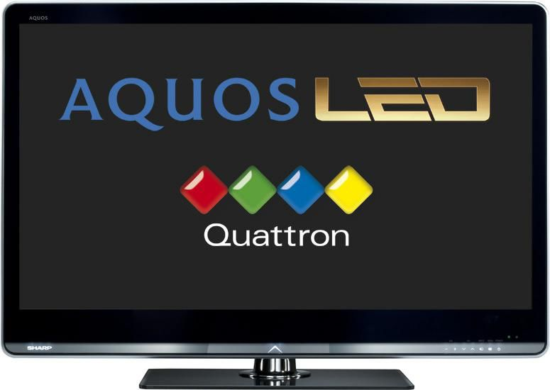 LED телевизор SHARP Aquos LC40LE822E  40