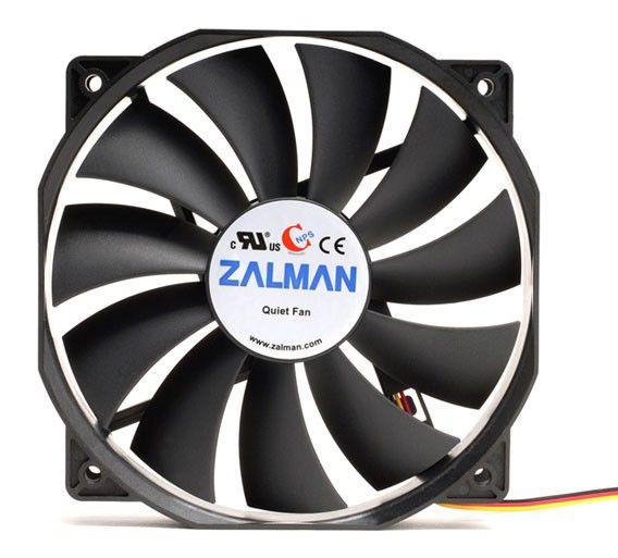Вентилятор ZALMAN ZM-F4,  135мм, Ret