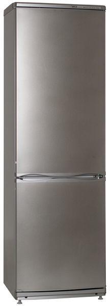 Холодильник АТЛАНТ ХМ 6024-080,  двухкамерный,  серебристый