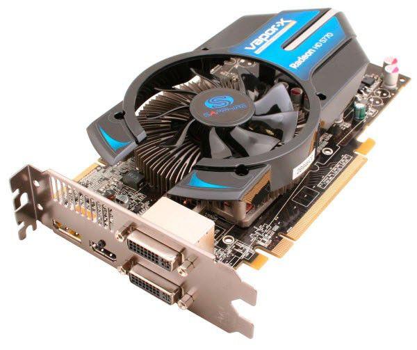 Видеокарта SAPPHIRE Radeon HD 5770,  1Гб, GDDR5, OC,  oem [11163-xx-20r]