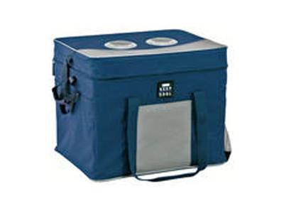 Автохолодильник EZETIL E 40 SP,  40л,  синий и серый [e 40 sp 12v]