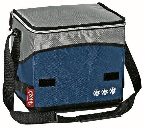 Сумка-термос EZETIL Keep Cool Extreme,  16л,  синий и серебристый [kc extreme 16]