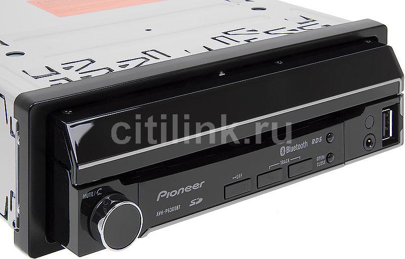 автомагнитола pioneer avh p6300bt купить в интернет магазине ситилинк