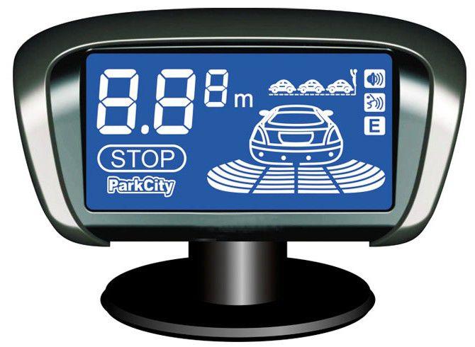 Парковочный радар PARKCITY Paris 420/301L,  черный