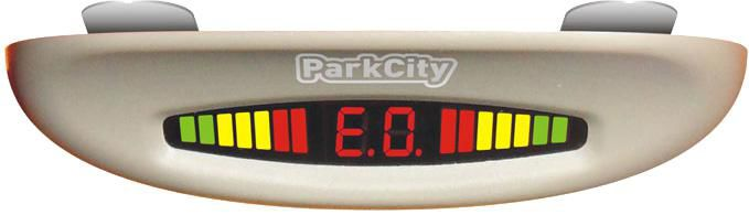 Парковочный радар PARKCITY Sydney 420/104,  серебристый