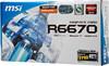 Видеокарта MSI Radeon HD 6670,  1Гб, GDDR5, Ret [r6670-md1gd5] вид 7