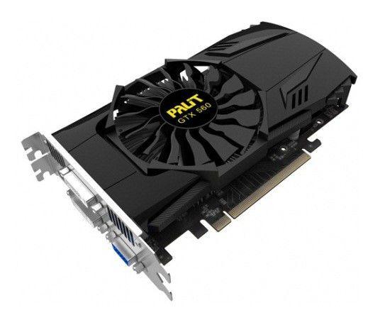 Видеокарта PALIT GeForce GTX 560,  2Гб, GDDR5, Ret [ne5x56001142-104xf]