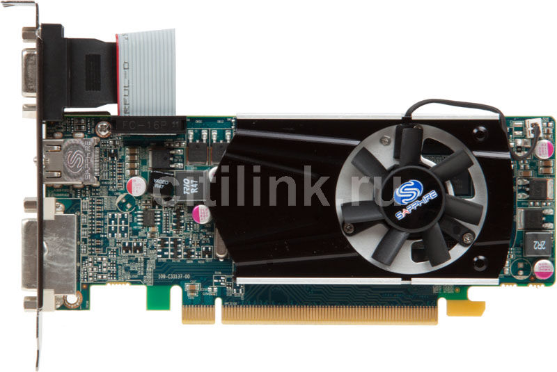 Видеокарта SAPPHIRE Radeon HD 6570,  1Гб, DDR3, Ret [11191-xx-20g]