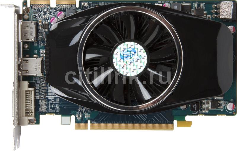 Видеокарта SAPPHIRE Radeon HD 6750,  512Мб, GDDR5, lite [11186-xx-20g]