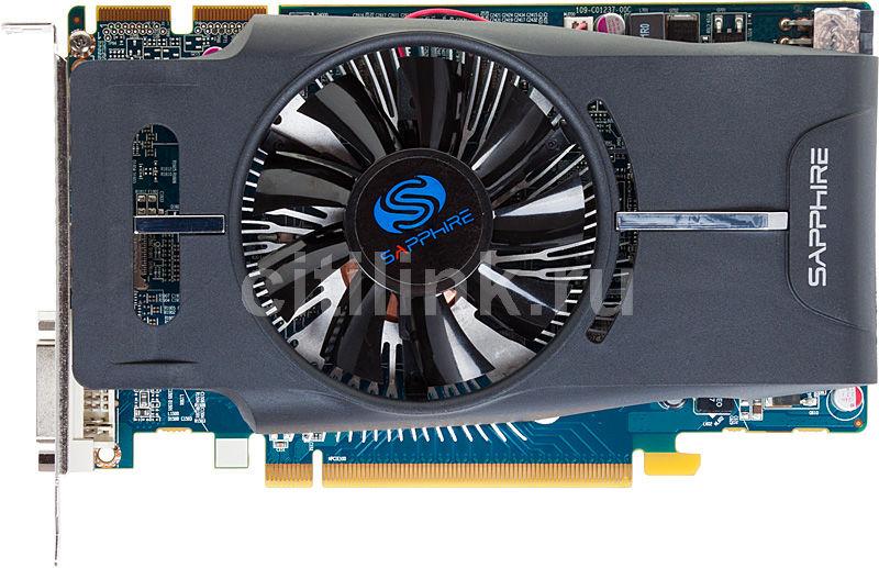 Видеокарта SAPPHIRE Radeon HD 6770,  512Мб, GDDR5, lite [11189-xx-20g]