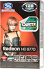 Видеокарта SAPPHIRE Radeon HD 6770,  1Гб, GDDR5, lite [11189-xx-20g] вид 7