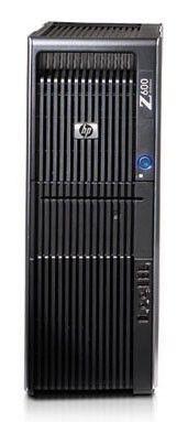 Рабочая станция  HP Z600,  Intel  Xeon  E5645,  DDR3 6Гб, 1Тб,  DVD-RW,  Windows 7 Professional,  черный [kk755ea]