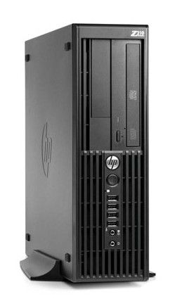 Рабочая станция  HP Z210,  Intel  Xeon  E3-1225,  DDR3 4Гб, 500Гб,  Intel HD Graphics,  DVD-RW,  Windows 7 Professional,  черный [kk768ea]