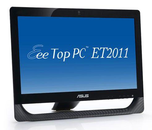 Моноблок ASUS ET2011E, Intel Pentium Dual-Core E5800, 2Гб, 500Гб, Intel GMA X4500, DVD-RW, Free DOS, черный [90pe3pa26214l00a9c0c]
