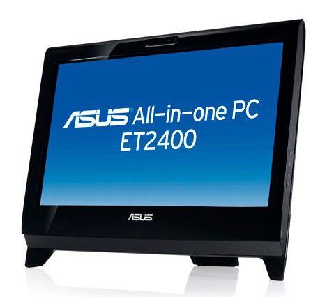 Моноблок ASUS ET2400EG, Intel Pentium Dual-Core E5800, 4Гб, 500Гб, ATI Radeon HD 5470 - 512 Мб, DVD-RW, Free DOS, черный [90pe3jz3422gl00a9c0q]