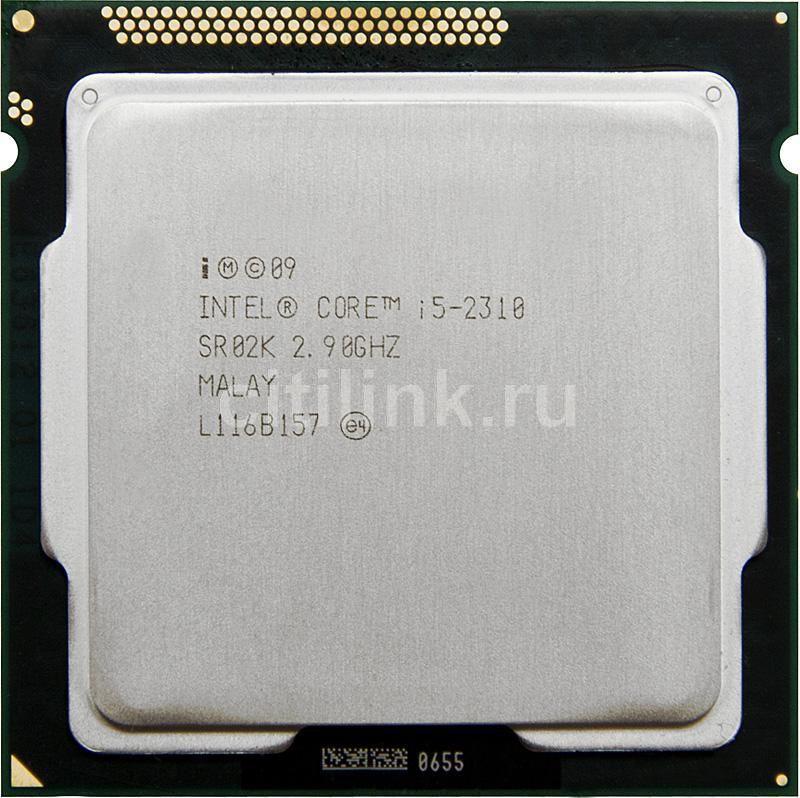 Процессор INTEL Core i5 2310, LGA 1155 OEM [cm8062301043718s r02k]