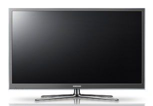 "Плазменный телевизор SAMSUNG PS64D8000FS  ""R"", 64"", 3D,  FULL HD (1080p),  серебристый"