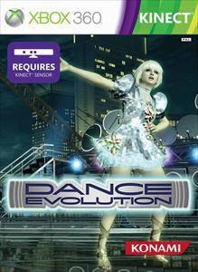 Игра MICROSOFT Dance Evolution для  Xbox360 Eng