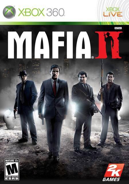 Игра MICROSOFT Mafia II для  Xbox360 Rus