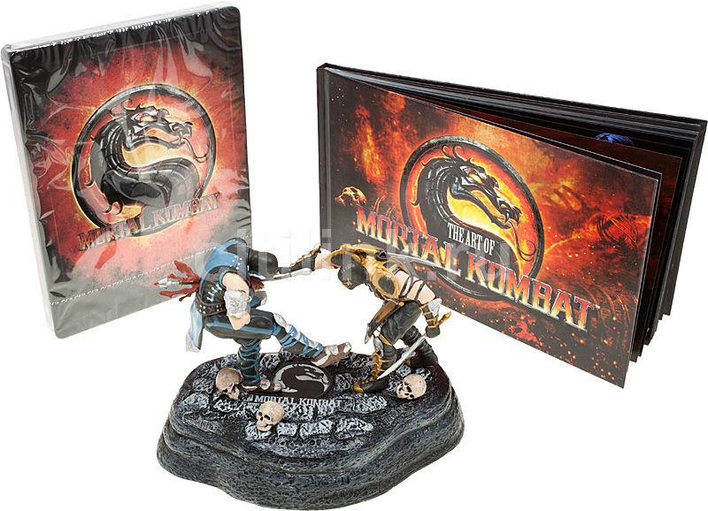 Игра SONY Mortal Kombat Kollector's Edition для  PlayStation3 Eng