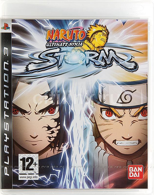 Игра SONY Naruto Ultimate Ninja Storm для  PlayStation3 Eng
