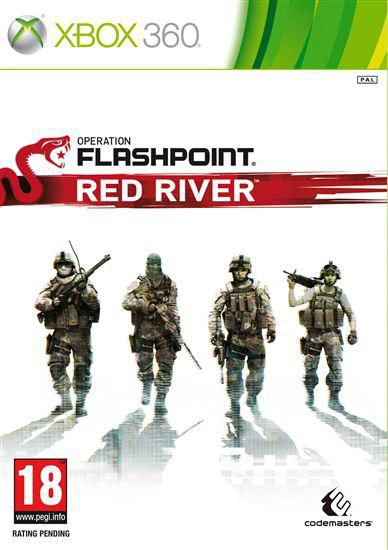 Игра MICROSOFT Operation Flashpoint: Red River для  Xbox360 Rus