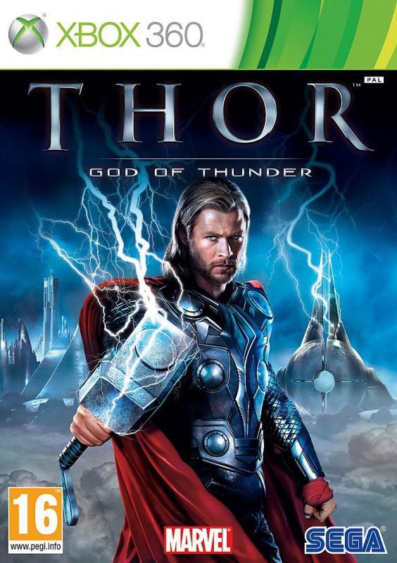 Игра MICROSOFT THOR: God of Thunder для  Xbox360 Eng