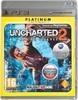 Игра SONY Uncharted 2: Among Thieves (Platinum) для  PlayStation3 Rus вид 1