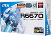 Видеокарта MSI Radeon HD 6670,  1Гб, GDDR5, Ret [дубль использовать 613469] вид 7