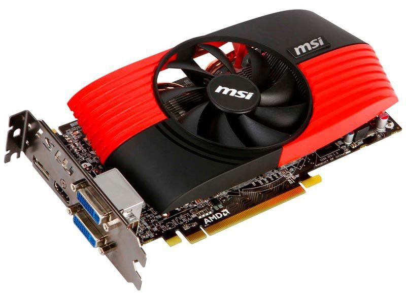 Видеокарта MSI AMD  Radeon HD 6850 ,  1Гб, GDDR5, Ret [r6850-pm2d1gd5]