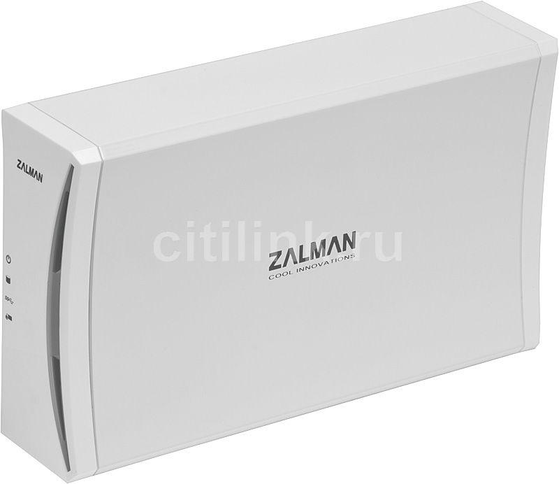 Внешний корпус для  HDD ZALMAN ZM-HE350U3E, белый