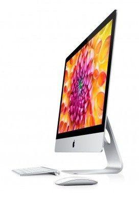 Моноблок APPLE iMac MC812, Intel Core i5 2500S, 4Гб, 1Тб, AMD Radeon HD 6670M - 512 Мб, DVD-RW, Mac OS X 10.6 Snow Leopard, серебристый [mc812rs/a]
