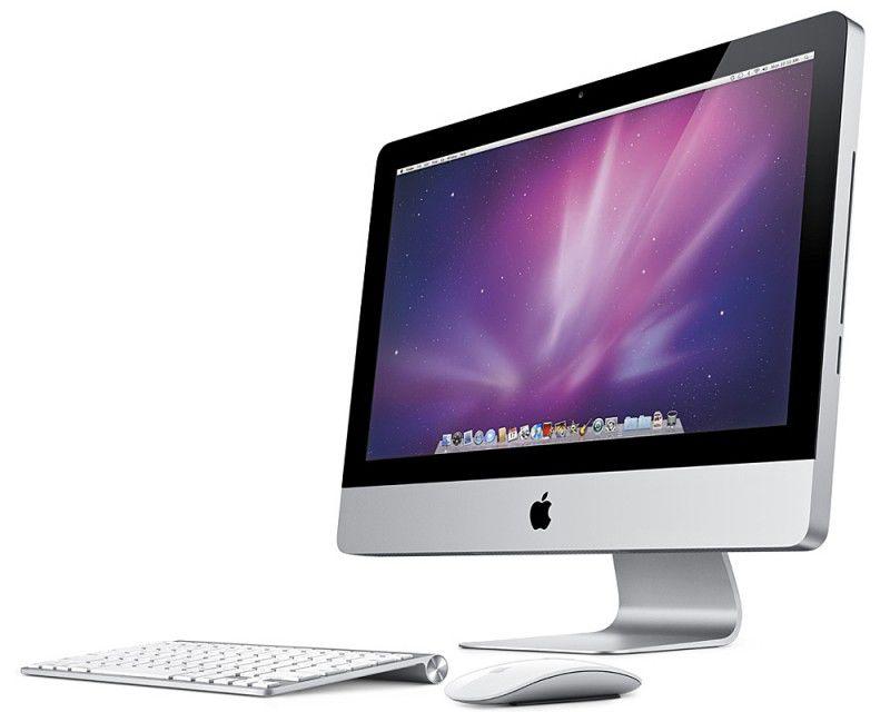 APPLE iMac MC813RS/A,  Intel  Core i5  2500S,  DDR3 4Гб, 1Тб,  AMD Radeon HD 6770М - 512 Мб,  DVD-RW,  CR,  Mac OS X 10.6 Snow Leopard,  белый