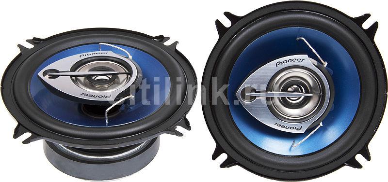 Колонки автомобильные PIONEER TS-1339R,  коаксиальные,  200Вт