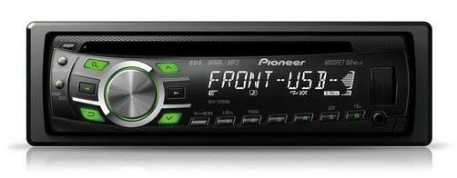 Автомагнитола PIONEER DEH-2320UB,  USB
