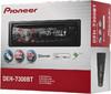 Автомагнитола PIONEER DEH-7300BT,  USB вид 5