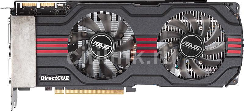 Видеокарта ASUS Radeon HD 6950,  1Гб, GDDR5, Ret [eah6950 dcii/2di4s/1gd5]