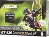 Видеокарта ASUS GeForce GT 430,  1Гб, DDR3, Ret [engt430 dc sl/di/1gd3] вид 7