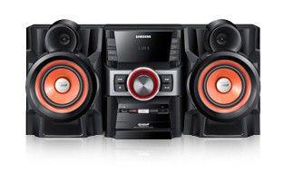 Музыкальный центр SAMSUNG MX-D630D,  черный [mx-d630d/ru]