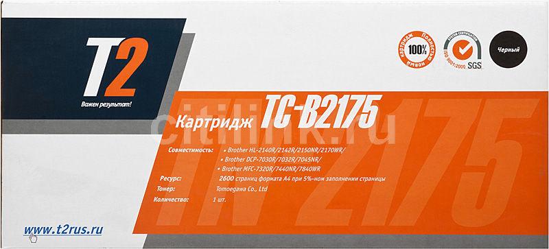 Картридж T2 TC-B2175 черный