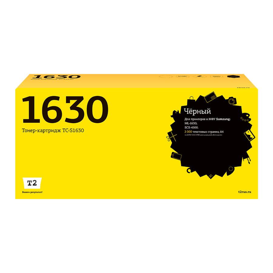 Картридж T2 ML-D1630A TC-S1630,  черный