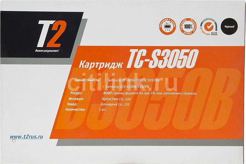 Картридж T2 ML-D3050B TC-S3050,  черный