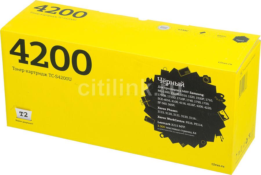 Картридж T2 SCX-D4200U черный [tc-s4200]