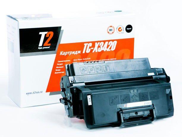 Картридж T2 TC-X3420 черный